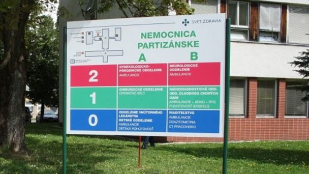 Petícia za záchranu všeobecnej nemocnice v Partizánskom