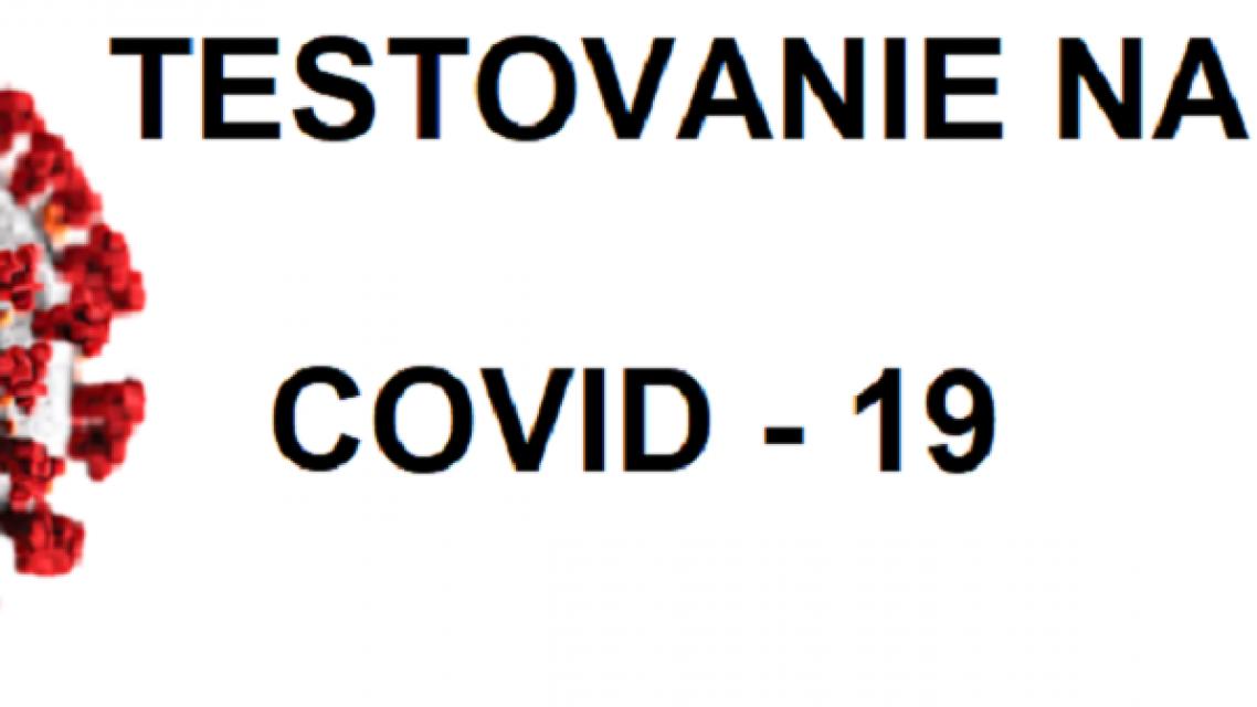 Testovanie na Covid-19